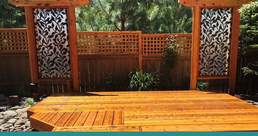 Good Life Landscaping Bend Best Wood Decks